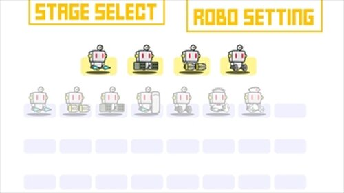 Go Go Robots -concept ver- ゴーゴーロボッツ コンセプトバージョン Game Screen Shot4
