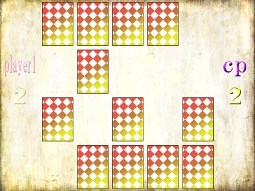 神経衰弱 Game Screen Shot1