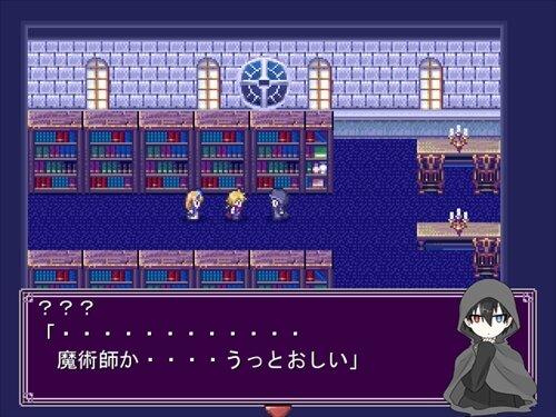 Wizard☆Panic Game Screen Shot1
