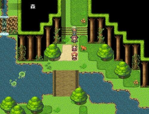 ハロルドの冒険第1話 大魔王モリトの野望 Game Screen Shot2