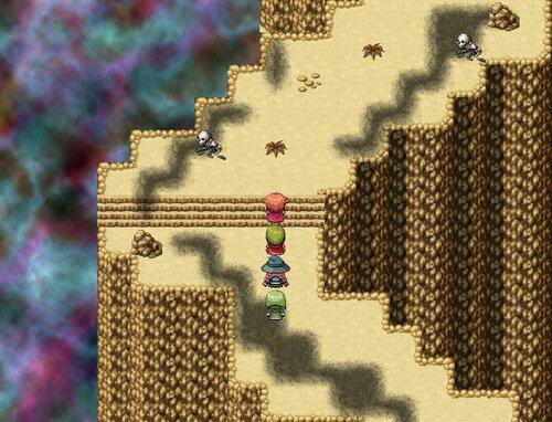 ハロルドの冒険第1話 大魔王モリトの野望 Game Screen Shot3