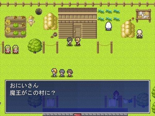 魔王を倒せ! Game Screen Shot1