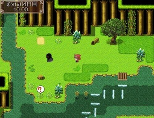 三つ子赤ずきんとふしぎの森 Game Screen Shot2
