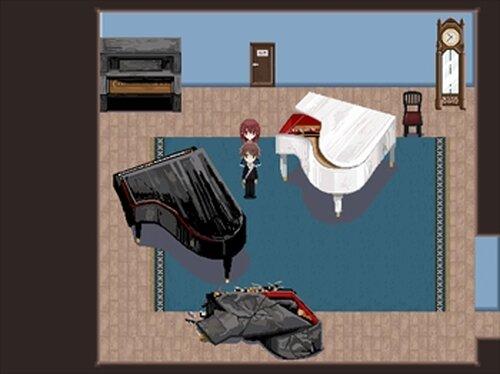 名前のない夜 Game Screen Shot2