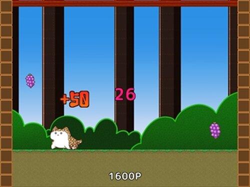 土の子バスケット Game Screen Shots