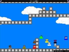 ヤニーユ・レース Game Screen Shot3