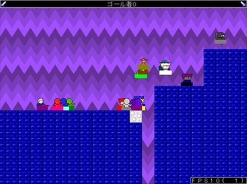ヤニーユ・レース Game Screen Shot4