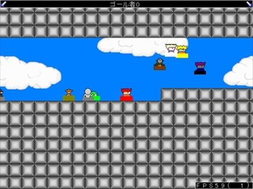 ヤニーユ・レース Game Screen Shots