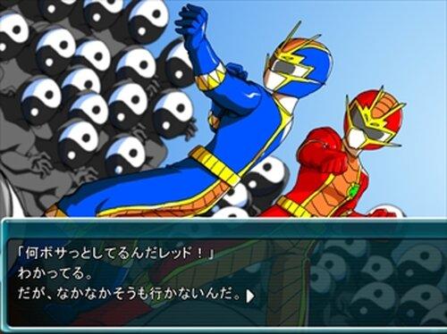 ごちゃまぜヒーロー Game Screen Shot3