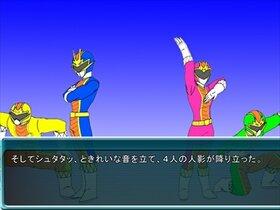 ごちゃまぜヒーロー Game Screen Shot4