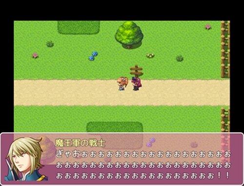 魔法少女☆ラブリーインフェルノ Game Screen Shot5
