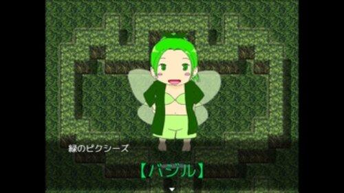 カラフル・ピクシーズ♪ Game Screen Shot2