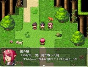 桃太郎~集え銀河の果実たち~ Game Screen Shot3