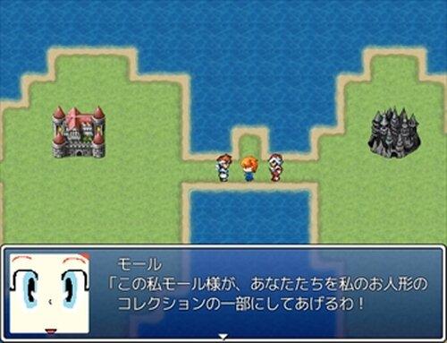 モールの人形 Game Screen Shot2