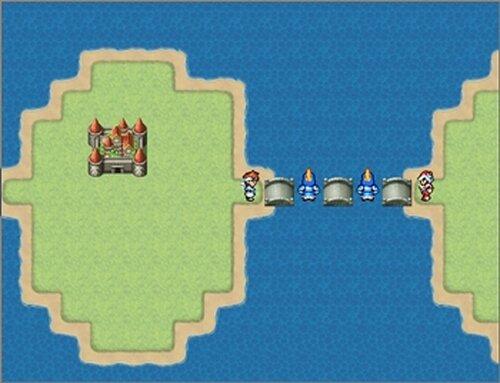 アレックスの人間橋 Game Screen Shots
