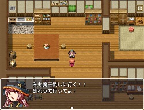 箱入り勇者 Game Screen Shot1