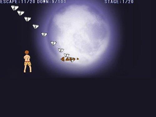 m:i:ブリーフ ~トランクス少年vsブリーフ軍~ Game Screen Shot