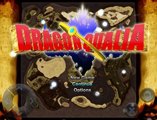 DragonQualia+ Game Screen Shot2