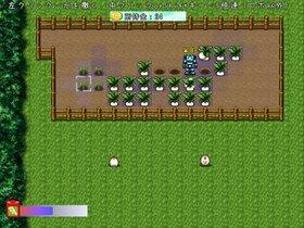 収穫機道ろぼふぁーむ Game Screen Shot2