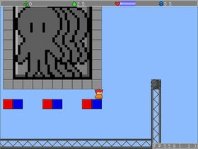 村人と分裂のヤシーユ Game Screen Shot5