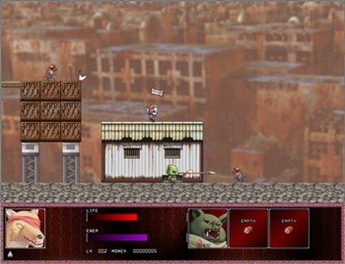 肉の牢獄 Game Screen Shots