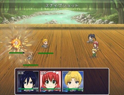 Fate of Setsuna Game Screen Shots