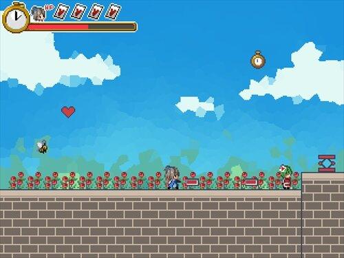 アリスの逃亡 Game Screen Shot1