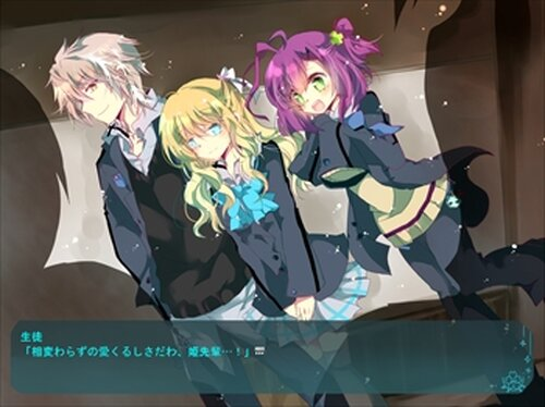 空鳩 Game Screen Shot3
