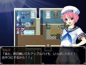 ラルスと白夜城のお姫様 Game Screen Shot3