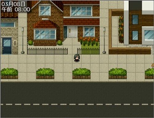 4 days -未来の未来- Game Screen Shots