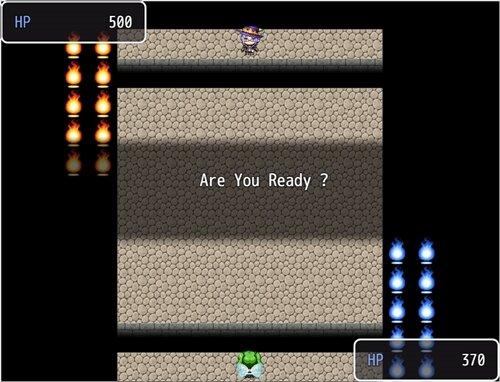 SCATTER BOMB-体験版- Game Screen Shot1