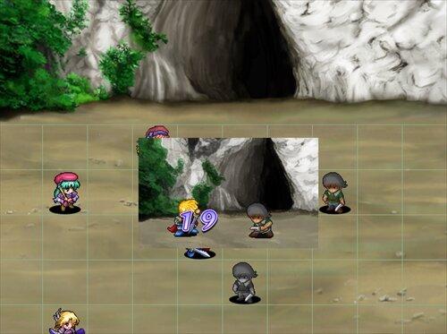 駆け抜けるもの達の交響曲_体験版 Game Screen Shot1