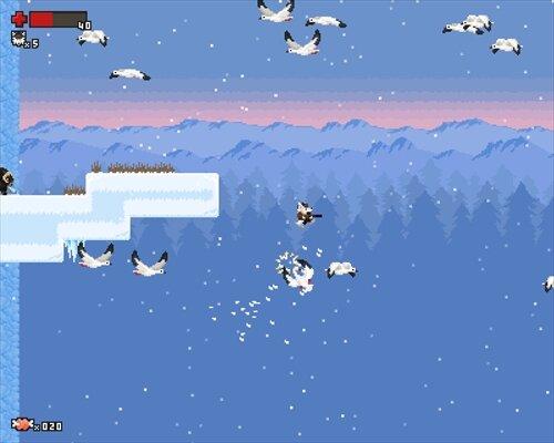 ツンドラン Game Screen Shot1