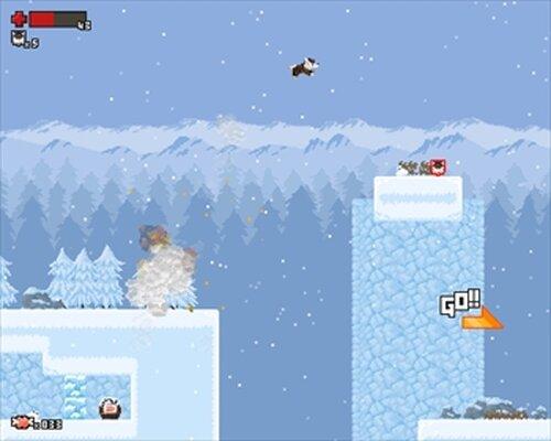 ツンドラン Game Screen Shot3