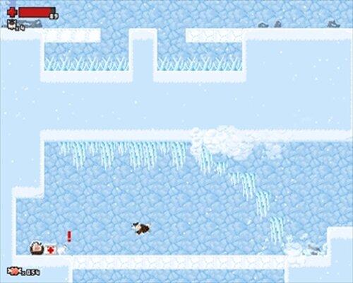 ツンドラン Game Screen Shot4