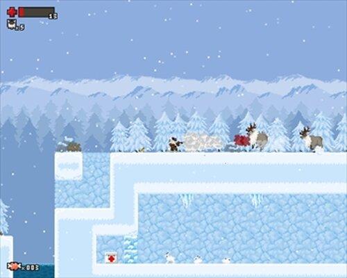 ツンドラン Game Screen Shots