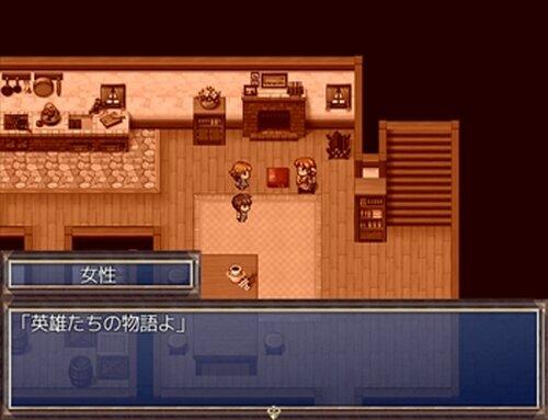 裏切り者の進む道に祝福を‐R‐ 前編 Game Screen Shot2