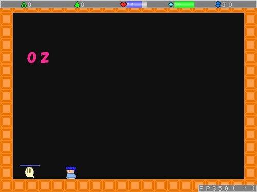 ひたすら戦え! Game Screen Shot1