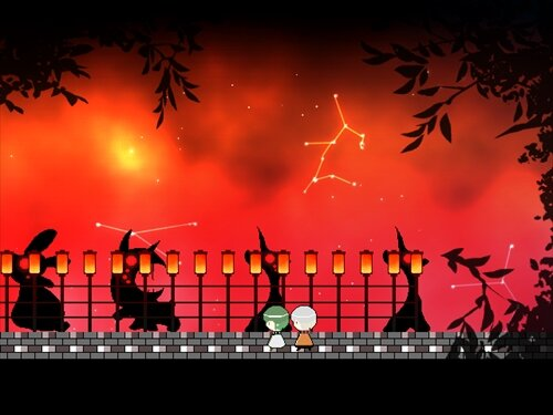 キャンドルタウン Game Screen Shot1