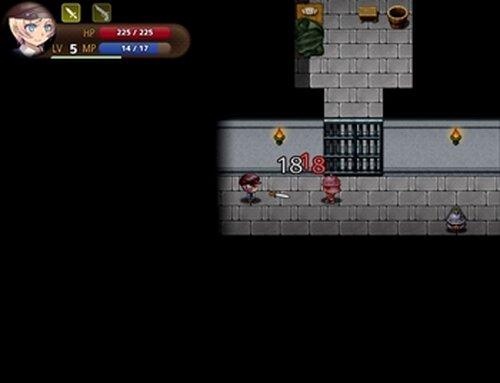 きみと ゆうきの ものがたり 第一章 Game Screen Shot2