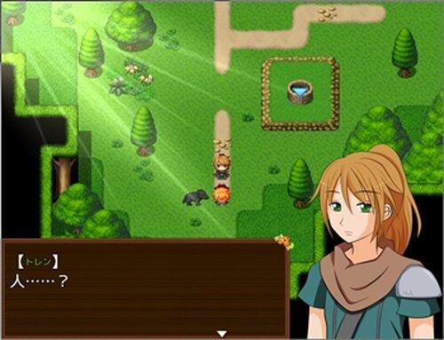 森の薬師が魔王を倒す Game Screen Shots