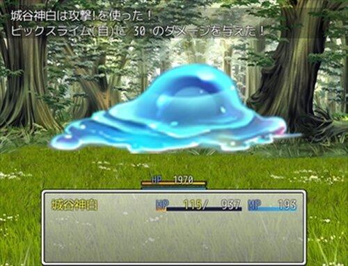 白銀の守護天使Ver1.90 Game Screen Shots