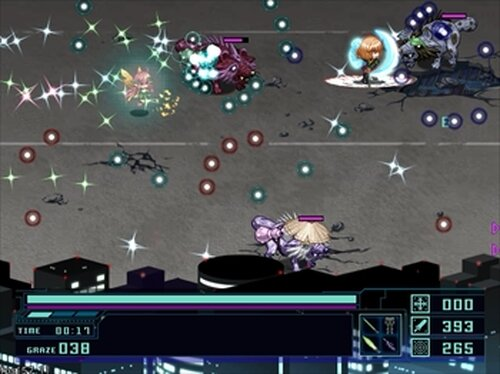 Last Stage -ありふれたホシの終末期- Game Screen Shot2
