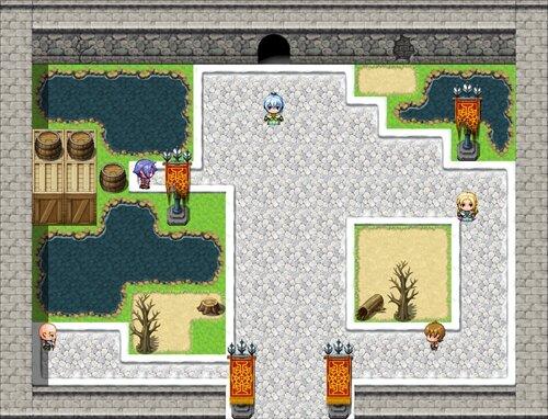 グランゾホール Game Screen Shot1
