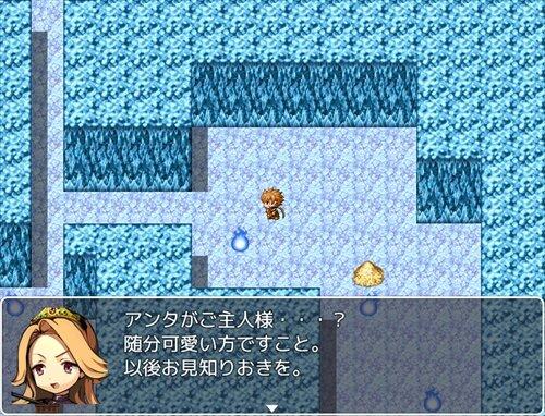 カプセルソルジャーと不思議なダンジョン Game Screen Shot1