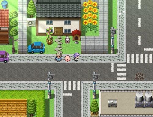 広君と普通の夏休み Game Screen Shot3