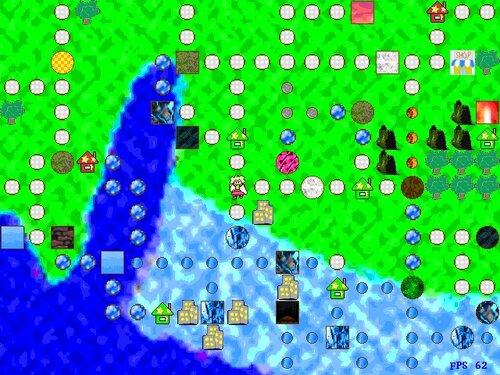 バケモン大王伝 GIANT ATLANTIS DOMINATION MONSTERS -ヴェール・ド・グリ-【Ver.1.2.6】 Game Screen Shot2