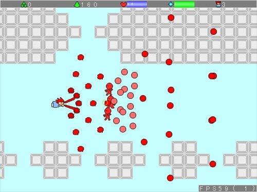 苦しみの魔王の逆襲2 Game Screen Shot