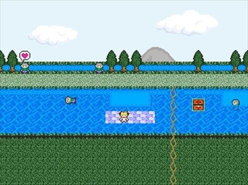 ブリージング・サーガ Game Screen Shot4