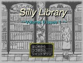 シリーライブラリー Game Screen Shot3